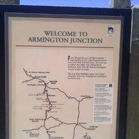 Photo taken at Armington Junction by John M. on 6/28/2012