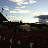 Photo taken at Renton Memorial Stadium by Caitlin W. on 6/9/2012