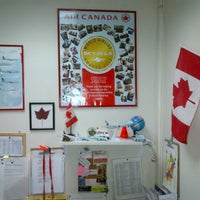Photo taken at Air Canada back office by Car B. on 8/17/2012