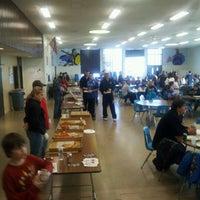Photo taken at Stoneham High School by Randy P. on 1/28/2012
