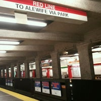 Photo taken at MBTA Downtown Crossing Station by Jay N. on 9/10/2011