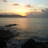 Photo taken at Off The Wall Beach Bar by Heather C. on 10/12/2011