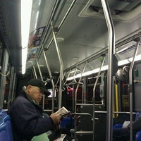 Photo taken at MTA Bus - Q44 by SkyCityLink on 11/14/2011