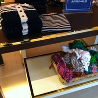 Photo taken at Tory Burch - Outlet by Kinya K. on 9/15/2011