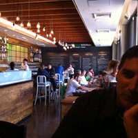 Photo taken at Crow Burger Kitchen by PJ A. on 7/28/2011