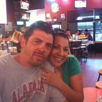 Photo taken at Buffalo Wild Wings by Alice S. on 5/6/2012