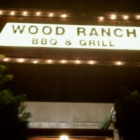 Photo taken at Wood Ranch BBQ & Grill by Josh R. on 11/4/2011