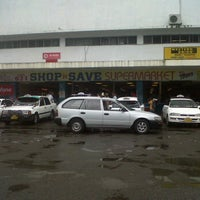Photo taken at Shop N Save Supermarket Nabua by Sitiveni R. on 12/15/2011