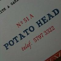 Photo taken at POTATO HEAD by Skywalker on 8/21/2011