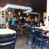 Photo taken at Sola Coffee Café by Christopher W. on 5/18/2012
