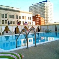 Photo taken at Pool by Jim M. on 5/20/2011