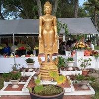 Photo taken at Wat Mongkolratanaram Buddhist Temple by Van T. on 10/16/2011