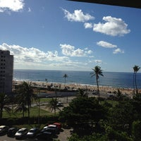 Photo taken at Bahiamar Hotel by Thales L. on 4/28/2012