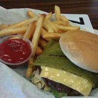 Photo taken at JC's Burger House by Jenny L. on 4/18/2012