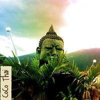 Photo taken at CocoThai by Elizabeth O. on 2/12/2012