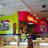 Photo taken at Schlotzsky's Bakery Cafe by Becky on 8/31/2012