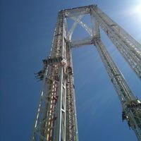 Photo taken at Power Tower by Wayne K. on 8/11/2011