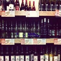 Photo taken at Trader Joe's Wine Shop by Sherlen A. on 5/26/2012