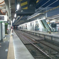 Photo taken at Tsutsujigaoka Station (KO14) by Daisuke E. on 8/14/2011