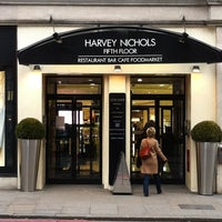 Photo taken at Harvey Nichols by Nong W. on 1/27/2011