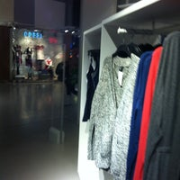 Photo taken at H&M by Victoria on 1/3/2012