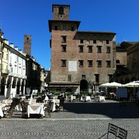 Photo taken at Osteria delle Erbe by John B. on 8/27/2012
