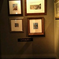 Photo taken at Painter's Chair Fine Art Gallery by Sammi J. on 9/12/2011