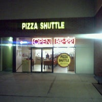 Photo taken at Pizza Shuttle by Corey B. on 10/16/2011