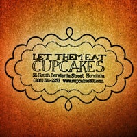 Photo taken at Let Them Eat Cupcakes by Clayton W. on 7/21/2012