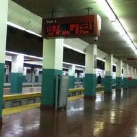 Photo taken at SEPTA Suburban Station by Ken B. on 1/19/2011