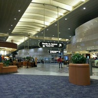 Photo taken at Airside A by Domenick C. on 1/18/2012
