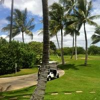 Photo taken at Ewa Beach Golf Club by Sho W. on 5/29/2012