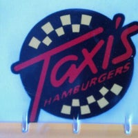 Photo taken at Taxi's Hamburgers by Nat G. on 4/29/2011