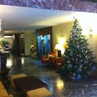 Photo taken at El Greco Hotel by Markos M. on 12/7/2011