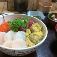 Photo taken at 市場食堂 by あきSTRY on 7/28/2011