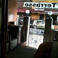 Foto tirada no(a) Terrasse Hostel por Francisco P. em 5/4/2012