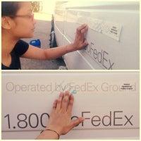Photo taken at FedEx by Gel Z. on 8/28/2012