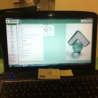 Photo taken at Tecnocasa Affiliato: Incipere srl by Virginia C. on 3/19/2012