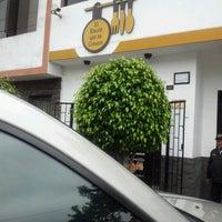 Photo taken at El Rincón que no Conoces by Silvia J. on 8/5/2012