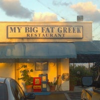 Photo taken at My Big Fat Greek Restaurant by Judy W. on 11/12/2011