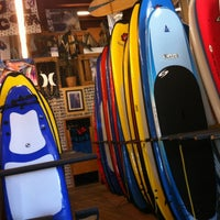 Photo taken at Mr. Surf's Surf Shop by Heather B. on 9/1/2012