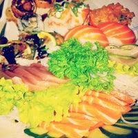Photo taken at Gattai Sushi by Henrique Z. on 6/9/2012