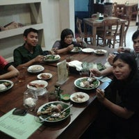 Photo taken at Mbah Jingkrak by silvie u. on 9/9/2011