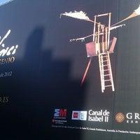 Photo taken at Exposición Da Vinci by Enrique R. on 1/3/2012