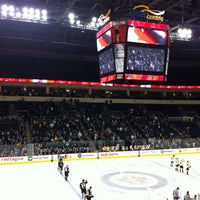 Photo taken at MTS Centre by Stephane D. on 3/28/2012