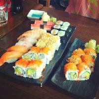 Photo taken at SushiCo by Burcu C. on 6/27/2012