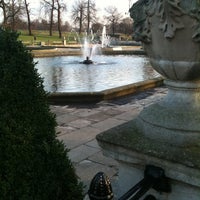 Photo taken at Italian Fountains by David P. on 1/19/2011