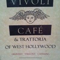 Photo taken at Vivoli Cafe by Frankie G. on 1/25/2012