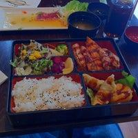 Photo taken at Bento Cafe by Josh M. on 12/30/2011