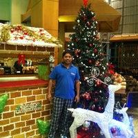 Photo taken at Holiday Inn Salmiyah Hotel by Francis J. on 1/3/2012